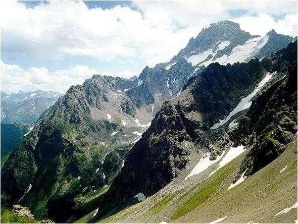 Архыз. Северный Кавказ