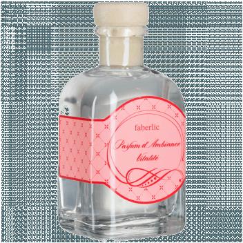 Ароматический диффузор с ротанговыми палочками Faberlic Parfum d'Ambiance Vitalite