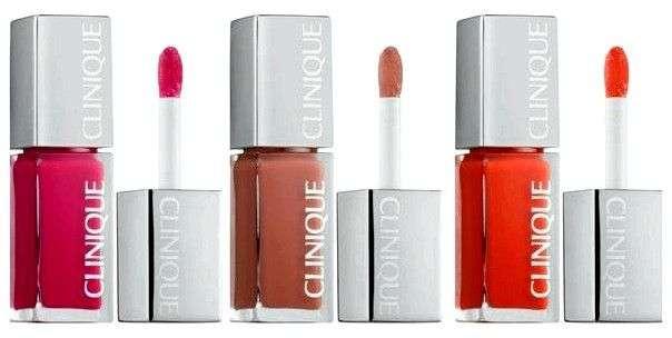 Блеск для губ CLINIQUE Pop Lacquer Lip Colour and Primer