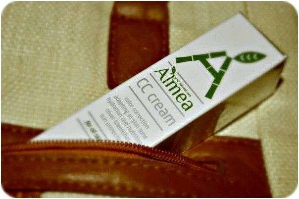 CC Cream Xcare Almea Многофункциональный крем для коррекции тона