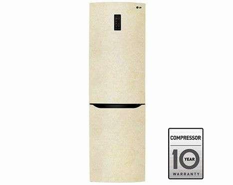 Двухкамерный холодильник LG GA-B409 SECA