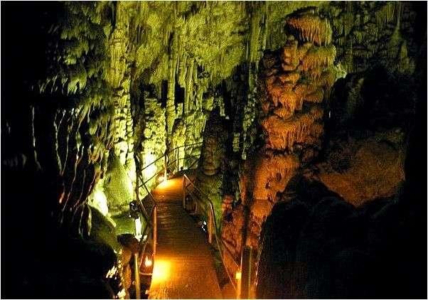 Греция, о.Крит, Диктейская пещера (пещера Зевса)