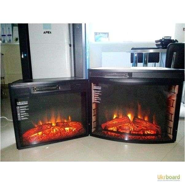 Электрокамин Bonfire (BF-EF01-28)LED FX ClassicFlame