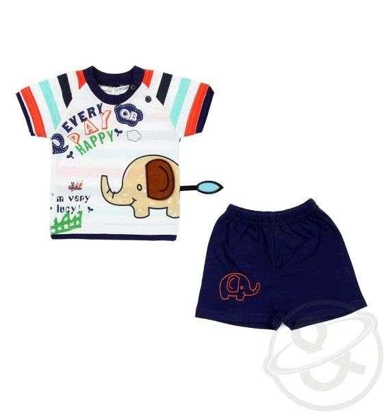 Комплект (футболка+шорты) Blue Seven Арт.82386