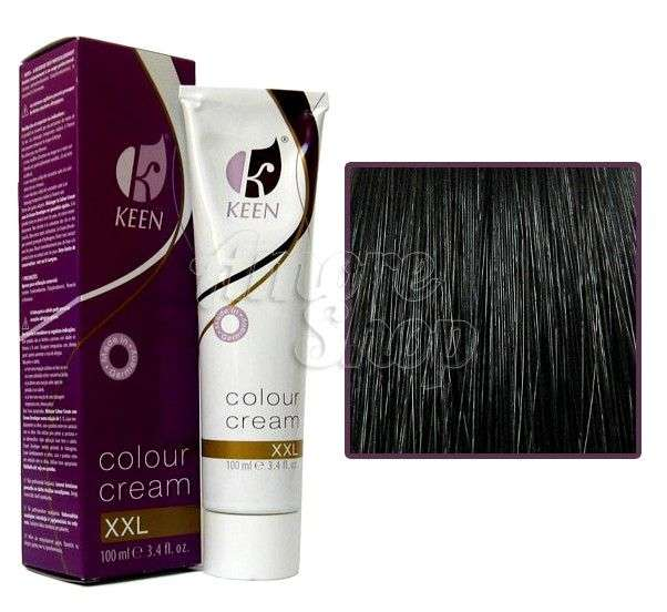 Краска для волос KEEN крем-краска