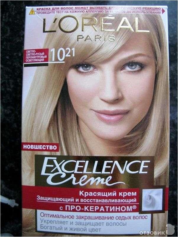 Краска для волос casting creme gloss (оттенок ледяной шоколад/какао со льдом) от l'oreal.