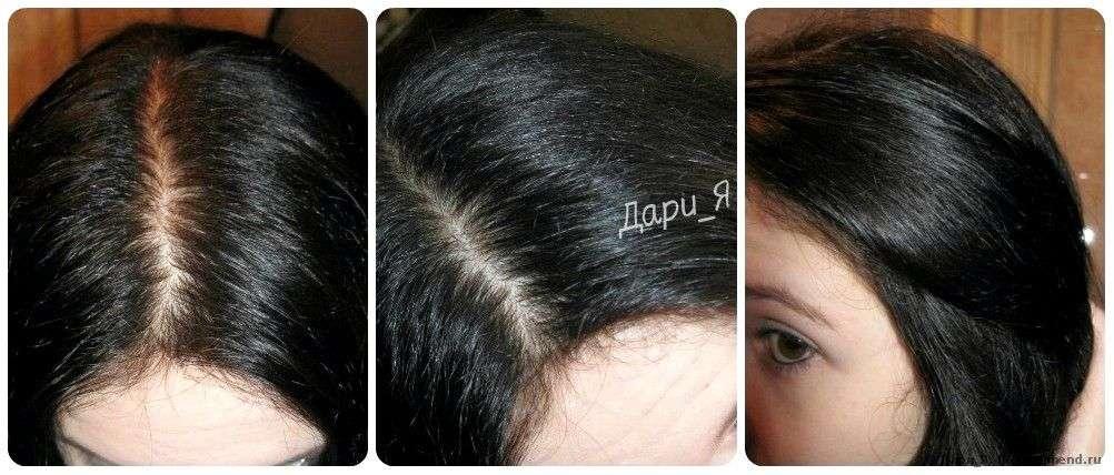 Краска для волос Lady Henna на основе хны