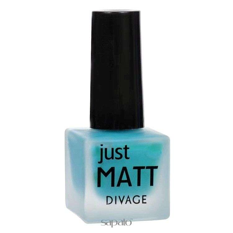 Лак для ногтей DIVAGE Just Matt