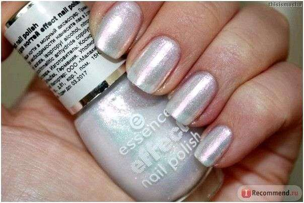 Лак для ногтей Essence Effect Nail Polish
