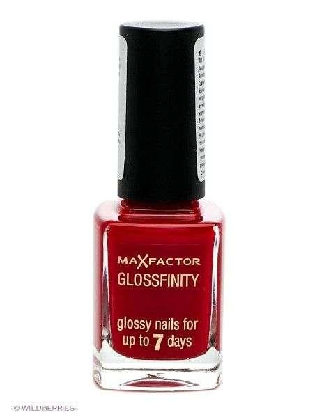 Лак для ногтей Max Factor Glossfinity