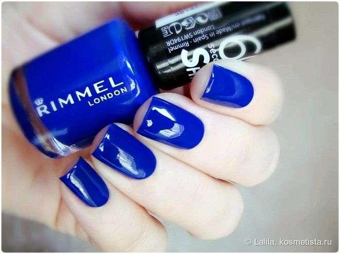 Лак для ногтей Rimmel 60 SECONDS SUPER SHINE