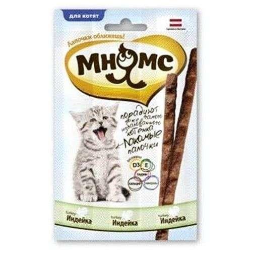 Лакомство Мнямс Pro Pet Лакомые палочки для кошек