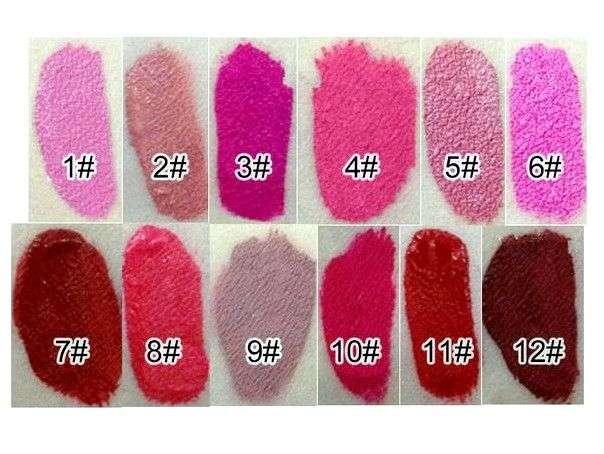 Матовая помада Cool Betty Matte Wonderful 1pcs High Quality Moisture Color Waterproof Lipstick Long Lasting Nude lip stick lipgloss red vitality cerise