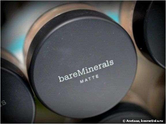 Минеральная пудра Bare Escentuals Bare Minerals Matte