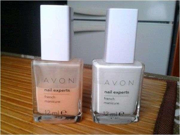 Набор для французского маникюра Avon