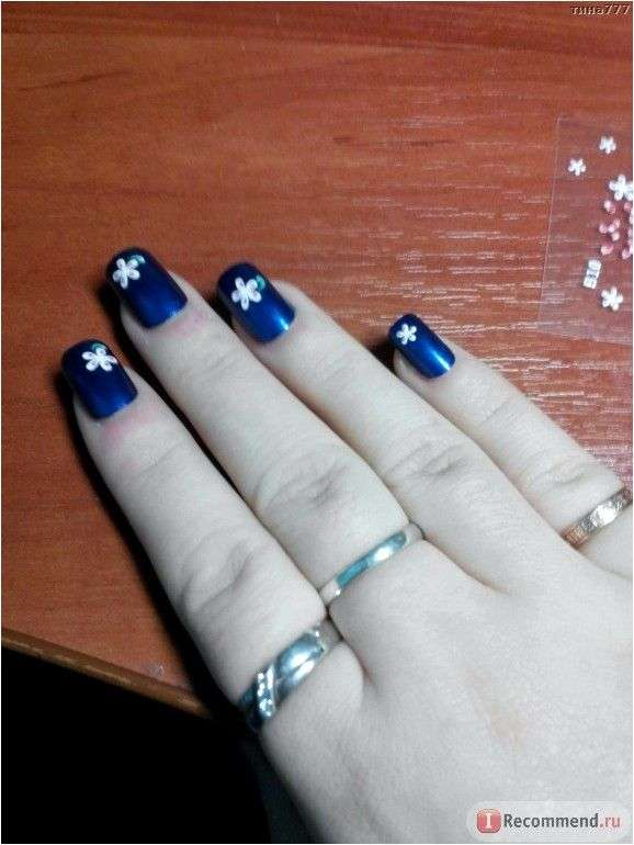 Накладные ногти Lovely Набор накладных самоклеющихся ногтей