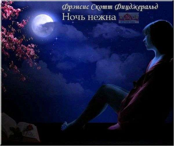 Ночь нежна, Ф. Фицджеральд