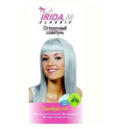 Оттеночный шампунь Irida-M Classic