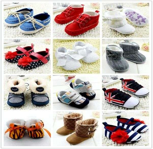 Пинетки Aliexpress Baby Boy First Walkers Shoes Sports Casual Shoes New