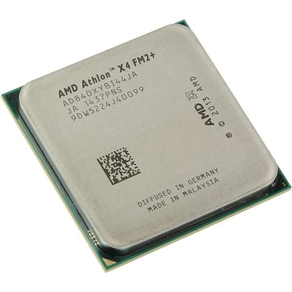 Процессор AMD Athlon II X4 840