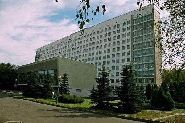 Роддом № 8, Выхино, Москва