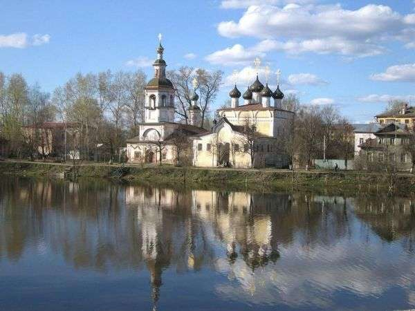Россия город Вологда