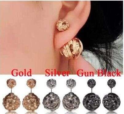 Серьги Aliexpress Jewelry Charm Fashion Wedding Earrings With Pearls Drop Earring Gold Plated Crystal Dangle Earrings Jewelry Gift for Women E180