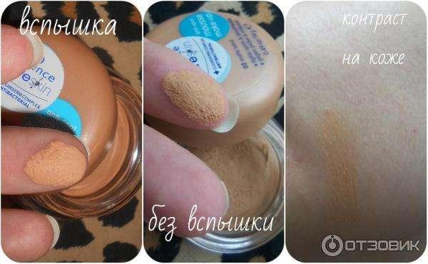 Тональный мусс для лица Essence Pureskin anti-spot mousse make-up