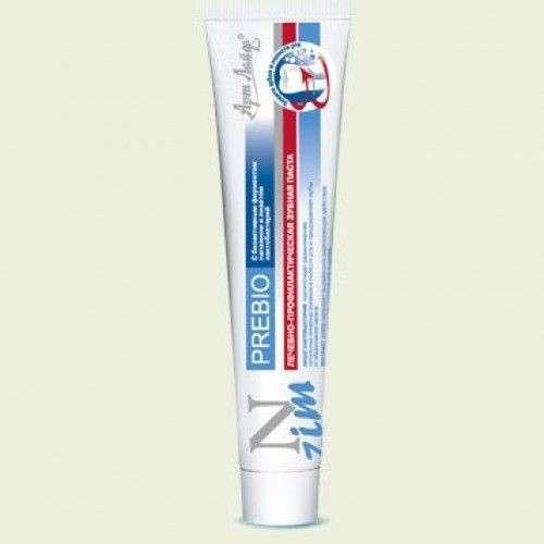 """Зубная паста PresiDENT """"Натуральная забота и защита"""" Eco-bio"""