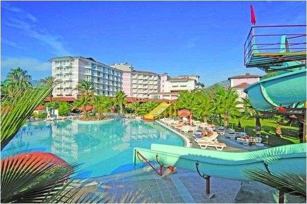 Akka Alinda Hotel 5*, Турция, Кемер п.Кириш