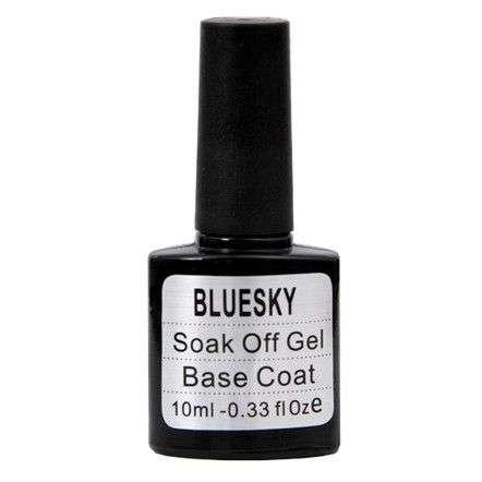 База для гель лака Bluesky Soak Off Gel Base Coat
