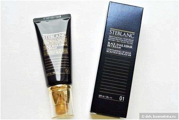 BB крем Steblanc Black Snail Repair BB Cream