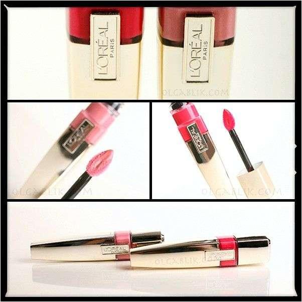 Блеск для губ Parisa Cosmetics Lip Gloss Fashion Beauty