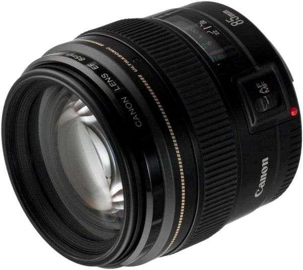 Canon объектив EF 85 f/1.8 USM