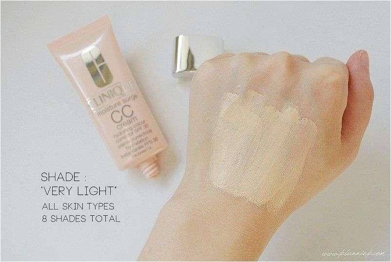 CC Cream CLINIQUE Moisture surge