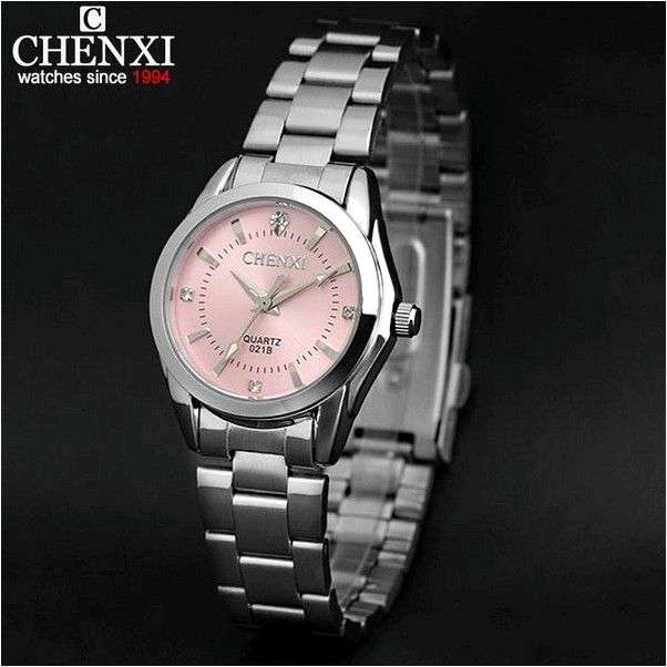 Часы Aliexpress 2015 free shipping women dress watch Relojes belt quartz watches women fashion luxury watch Relogio Feminino new brand hot sales
