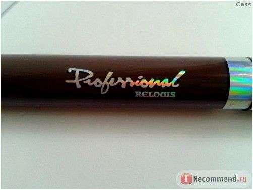 """Гель для бровей и ресниц Relouis / Релуи """"Fix&Color"""" Professional оттеночный"""