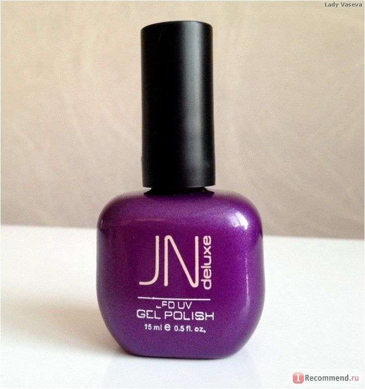 Гель-лак для ногтей Jessnail Deluxe