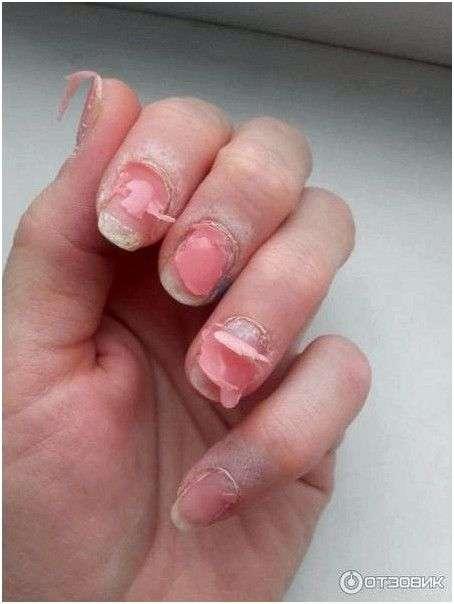 Гель-лак для ногтей TNL