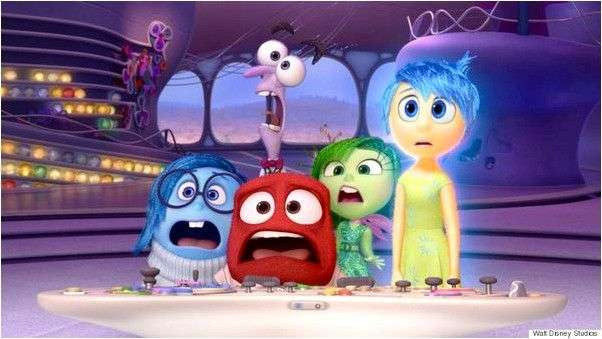 Головоломка / Inside Out