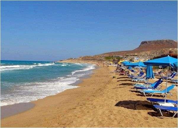 Греция остров Крит Ираклион