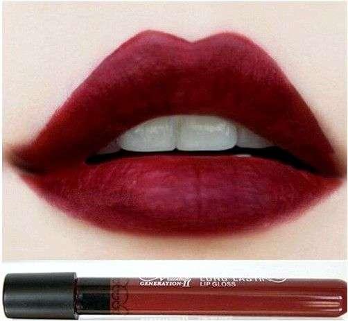 Губная помада Aliexpress New Arrival Waterproof Elegant Daily Color Lipstick matte smooth lip stick lipgloss Long Lasting Sweet girl Lip Makeup