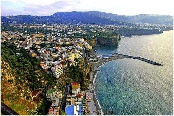 Италия. Сорренто