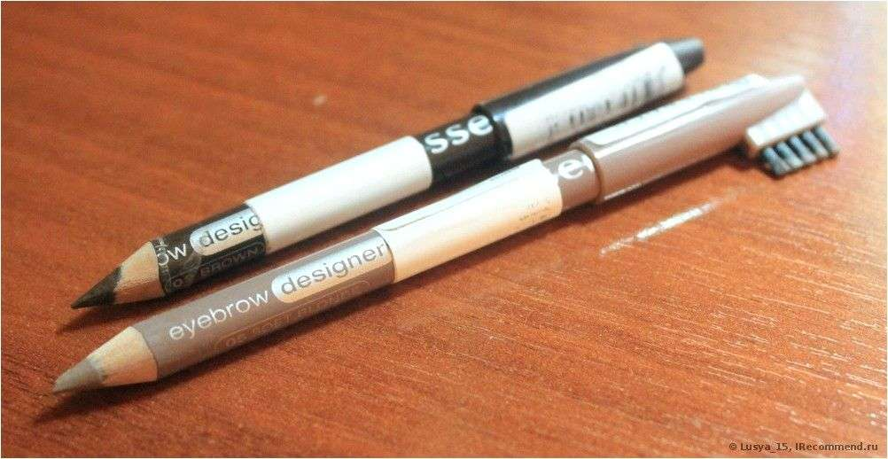 Карандаш для бровей Essence Eyeshadow Designer