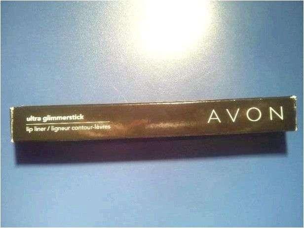Карандаш для губ Avon Lip Liner Glimmerstick