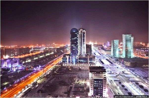 Казахстан, город Астана