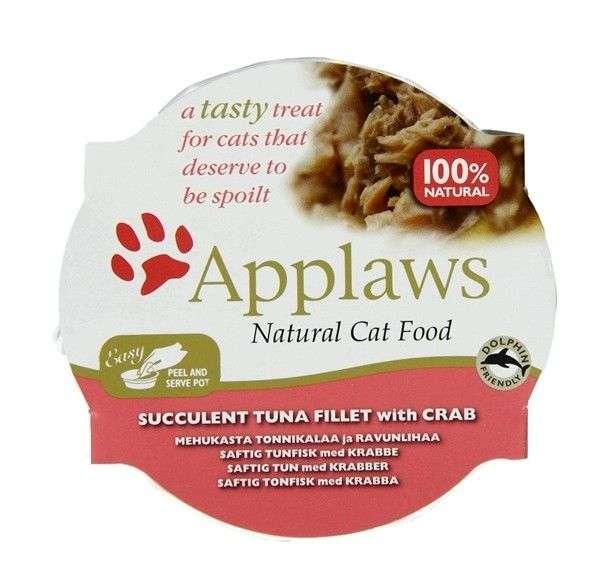 Корм для кошек Applaws Tuna Fillet филе тунца