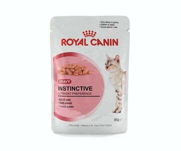 Корм для кошек Royal Canin INSTINCTIVE (В СОУСЕ)