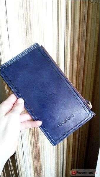 Кошелек Aliexpress Awen-hot sell multifunction single zipper waxy leather women wallets,bulk storage ultrathin leather long money clip for women