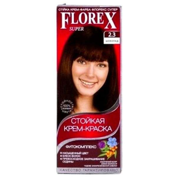 Краска для волос Супермаш Florex супер